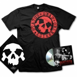 dcs cd red tshirt bandana bundle