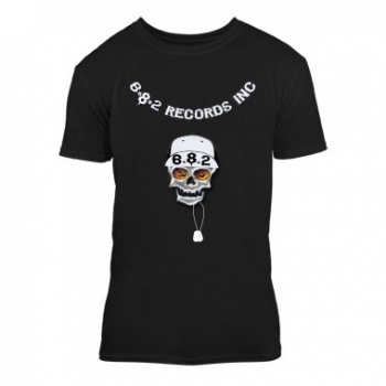 682 eurofit skull and tags front
