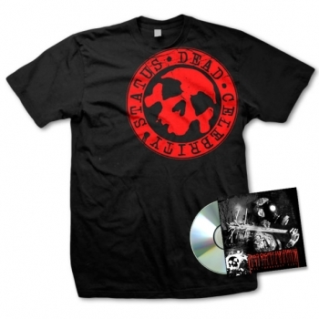 dcs cd red stamp tshirt